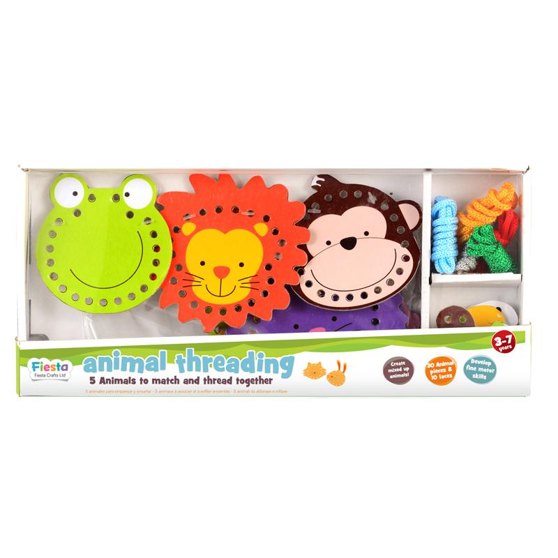 Animal Threading