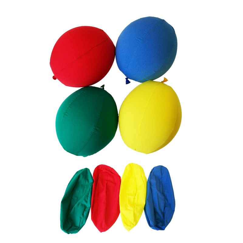 Balloon Cover with 3 Balloons Individual
