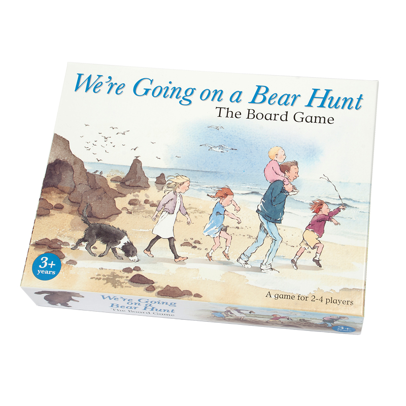 We re Going on a Bear Hunt Board Game