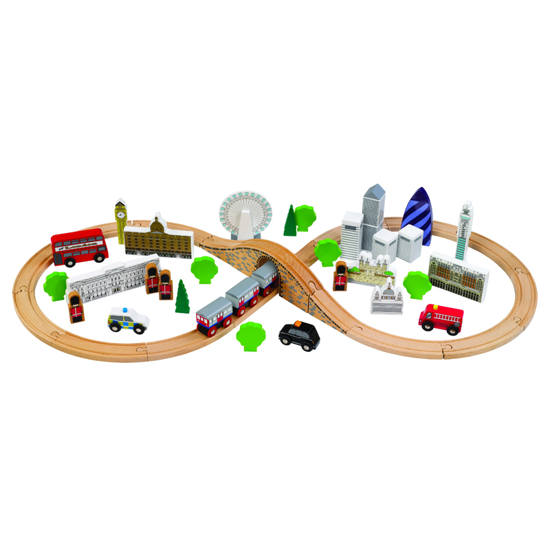 City of London Train Set