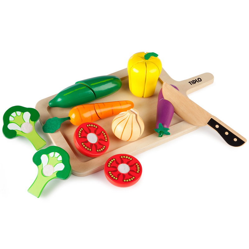 Cutting Vegetables Set