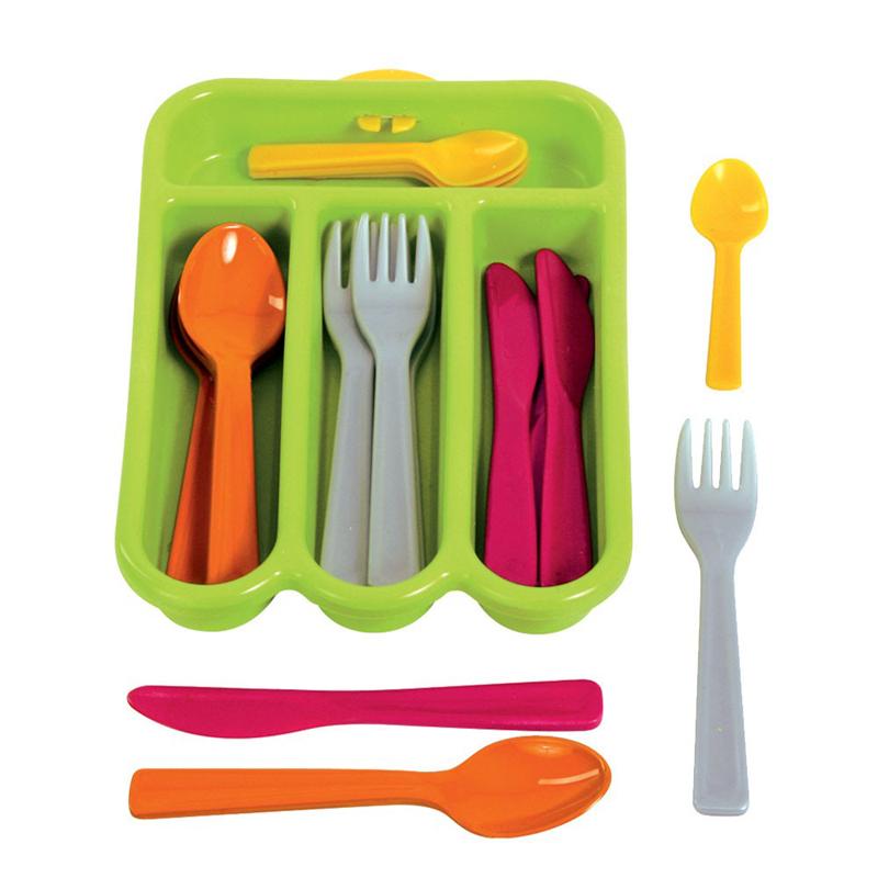 Cutlery Set Green
