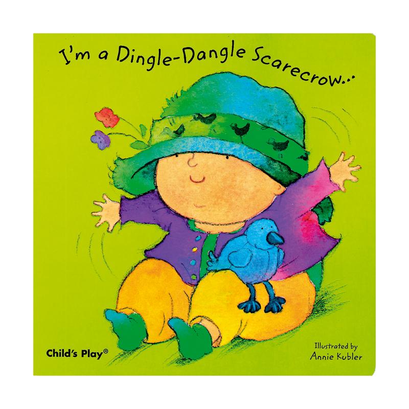 Im a Dingle Dangle Scarecrow