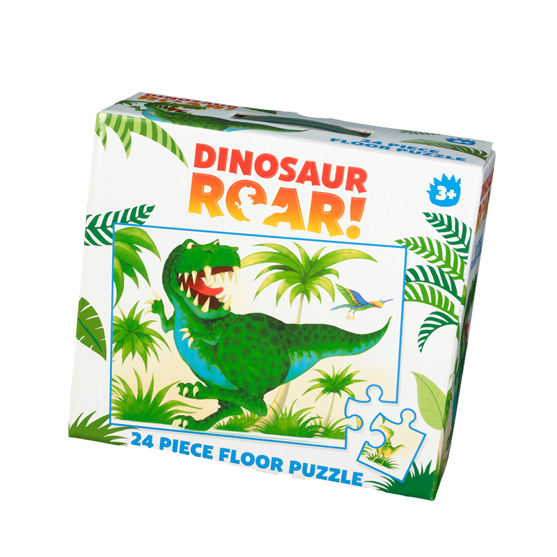 Dinosaur Roar 24pc Floor Puzzle