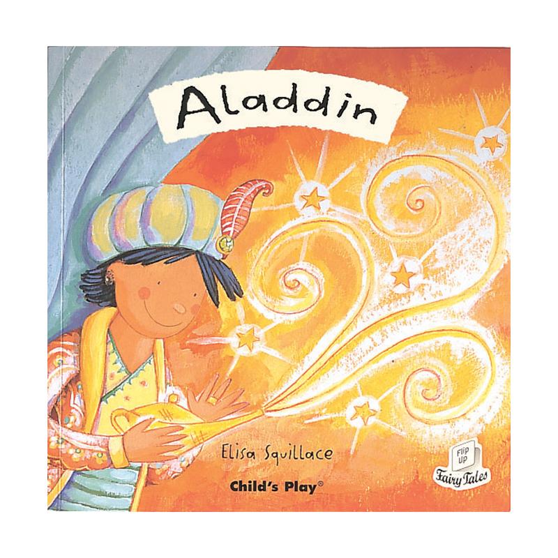 Aladdin Flip Up Fairy Tale