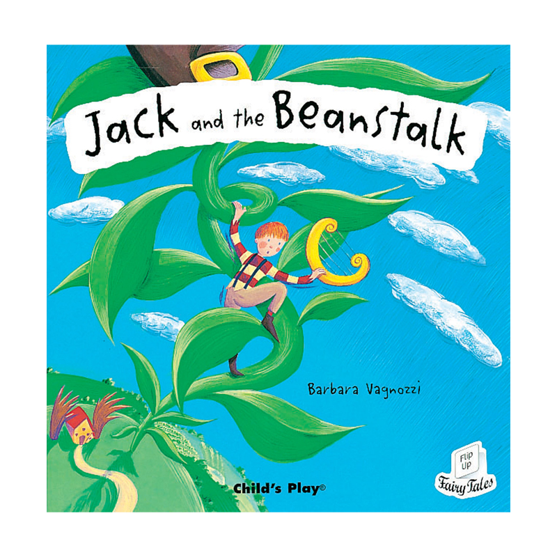 Jack and the Beanstalk Flip up Fairy Tale