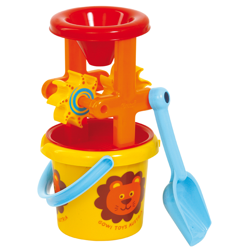 Gowi Bucket and Mill Set