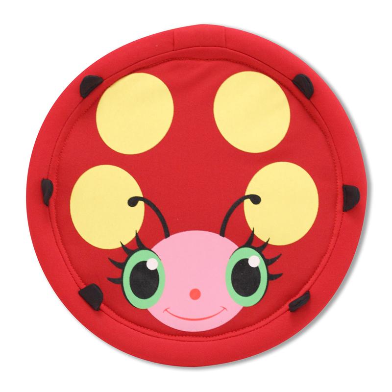 Ladybird Flying Disk