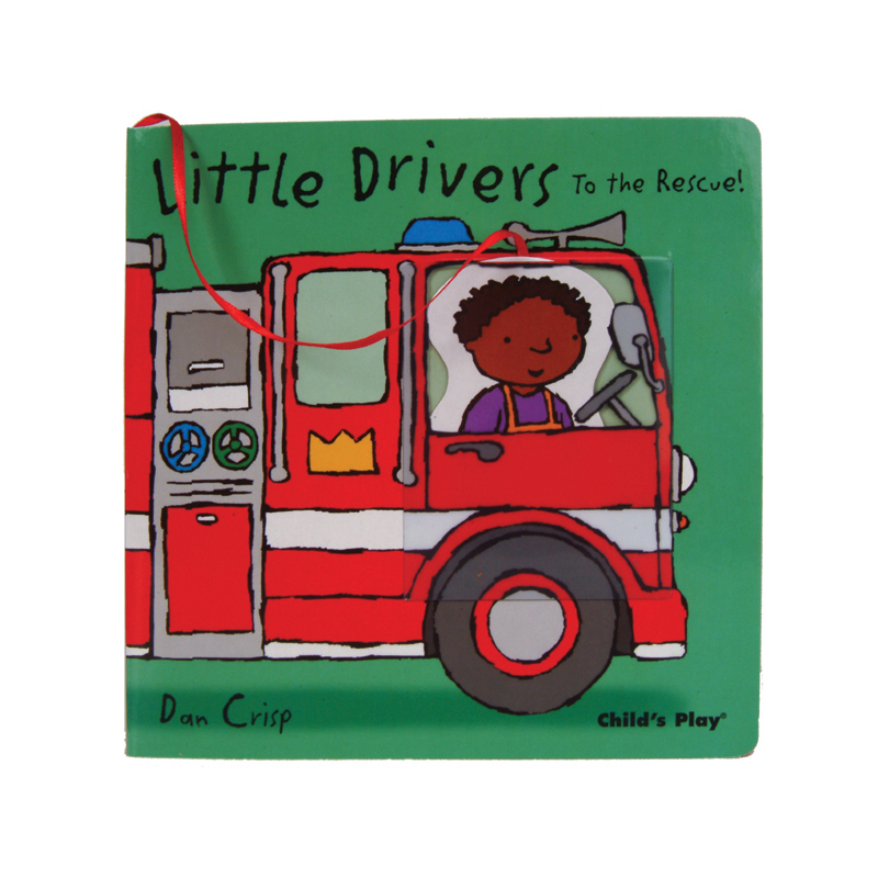 Little Drivers To the Rescue