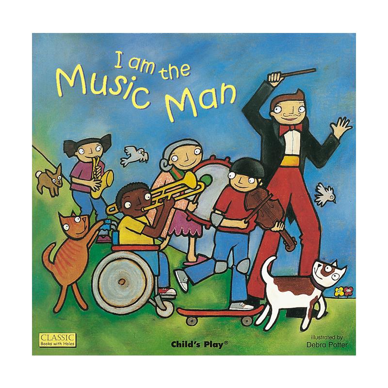 i am the music man tumble tots