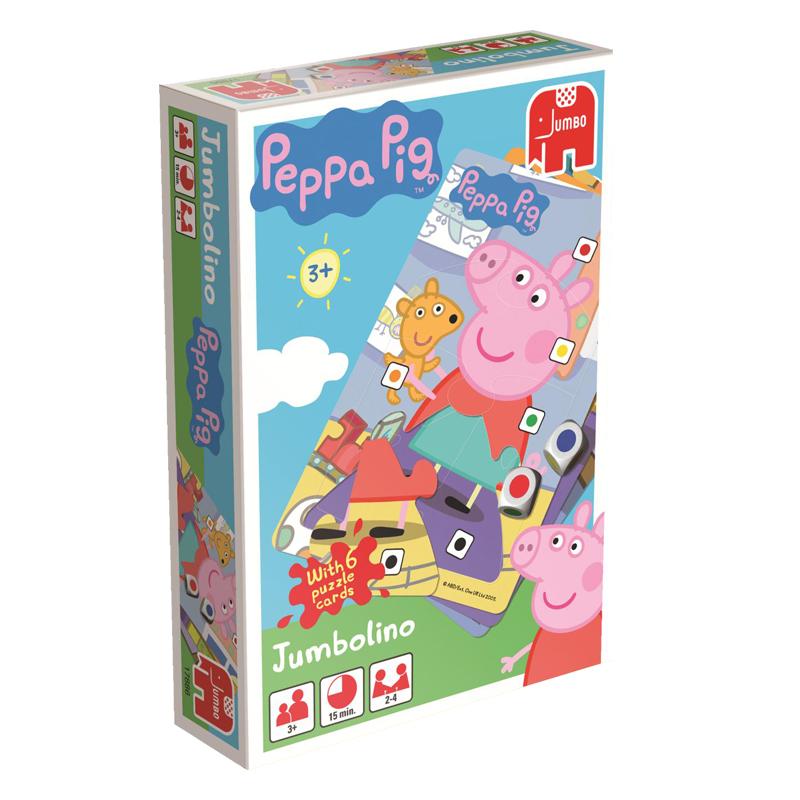 Peppa Pig Jumbolina Game