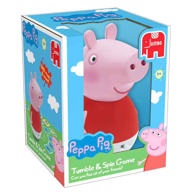 Peppa Pig Tumble and Spin