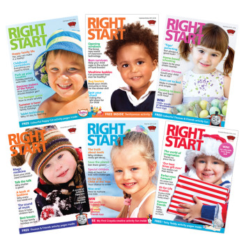 Right Start Magazine UK Subscription