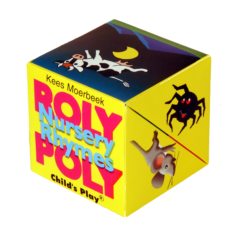Nursery Rhymes Roly Poly Box Book