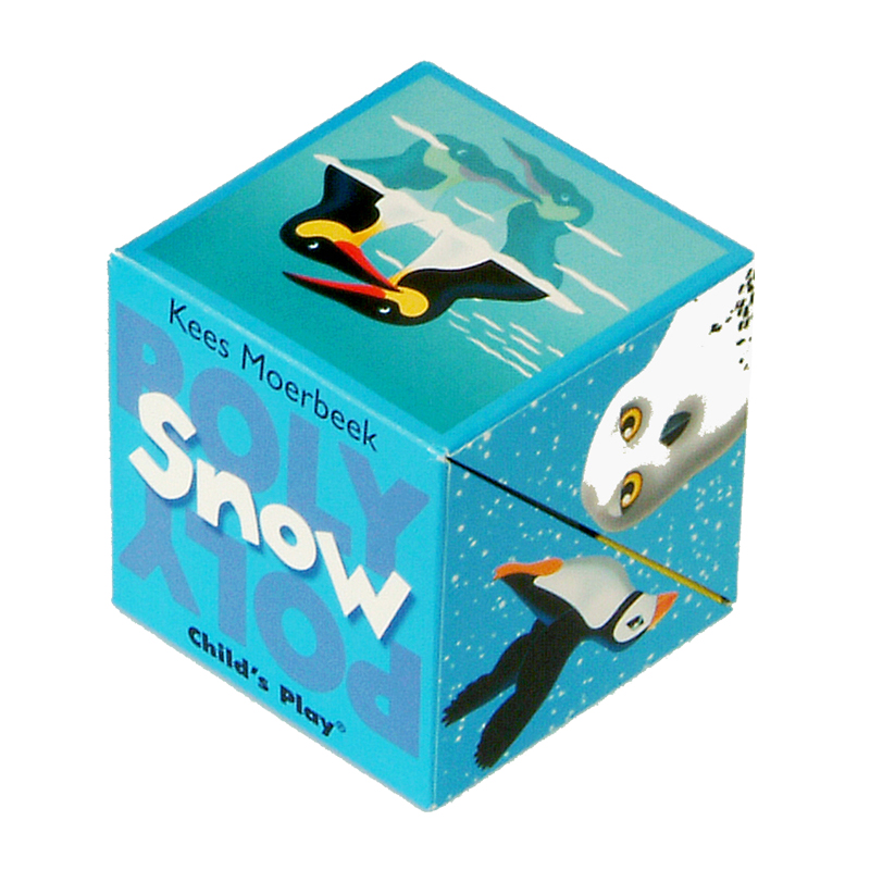 Roly Poly Box Book Snow