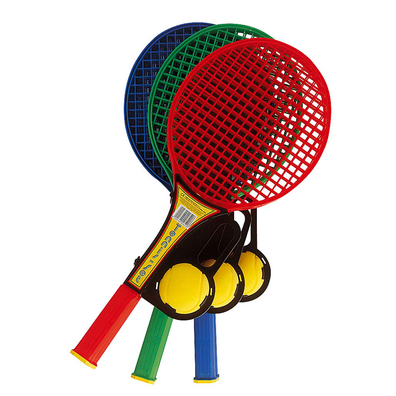Soft Tennis Set in Carry Case