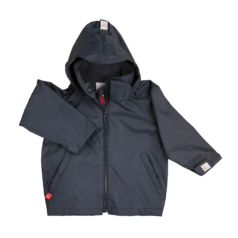 Togz Waterproof Jacket Navy