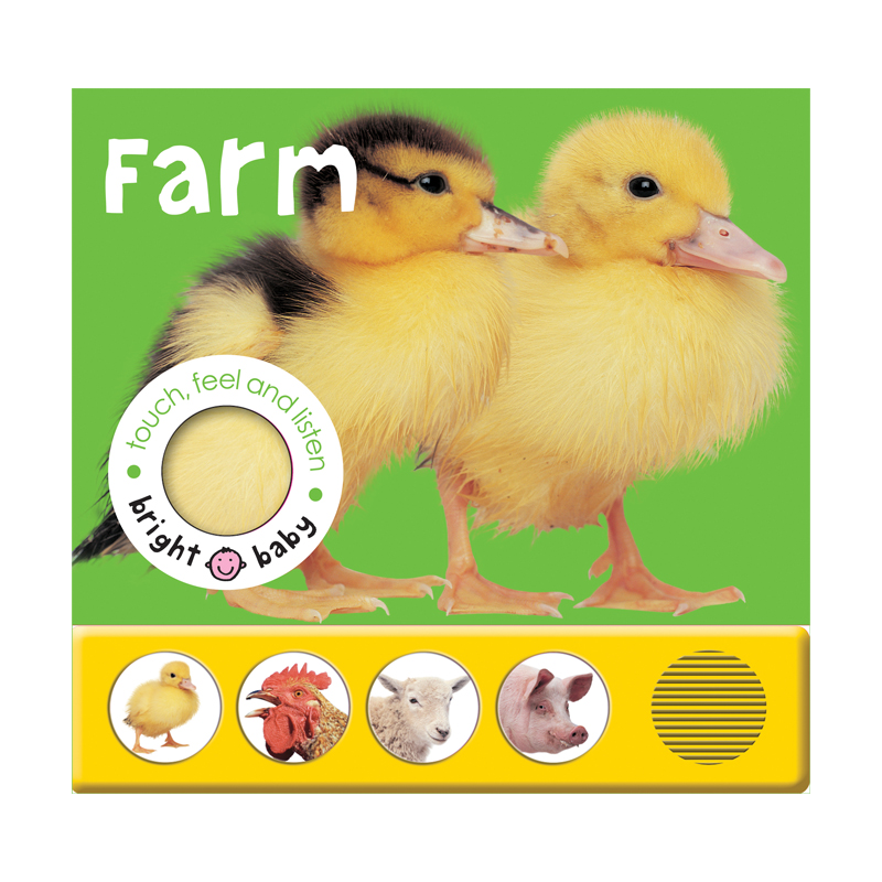 Touch Feel Listen Farm