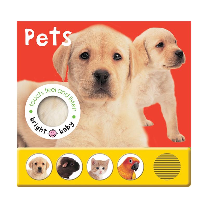 Touch Feel Listen Pets