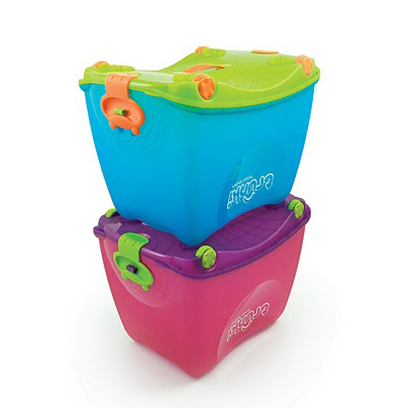 Trunki Travel Toybox – Pink | Tumble Tots