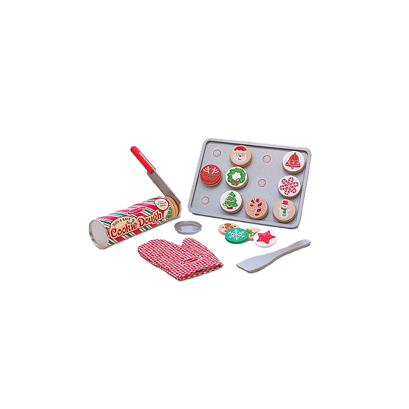 slice and bake christmas cookie play set £ 14 99 slice and pretend to ...