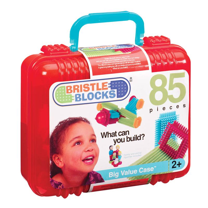 Bristle Blocks Big Value Case