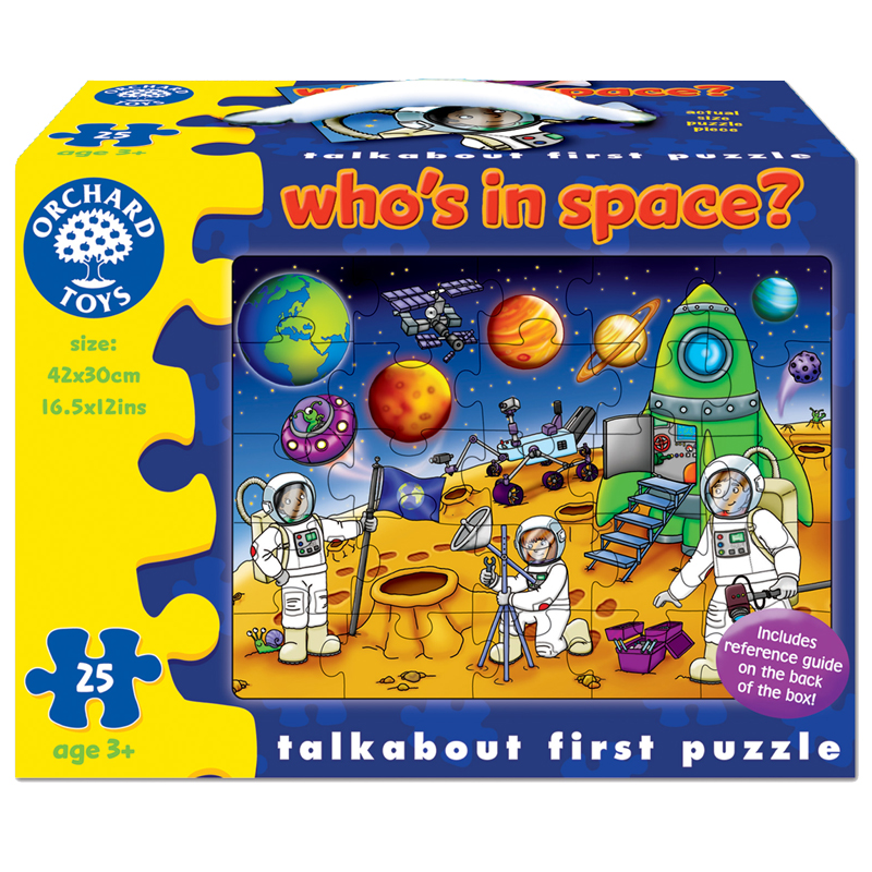 Whos in Space