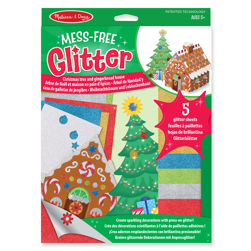 Christmas Tree Gingerbread House