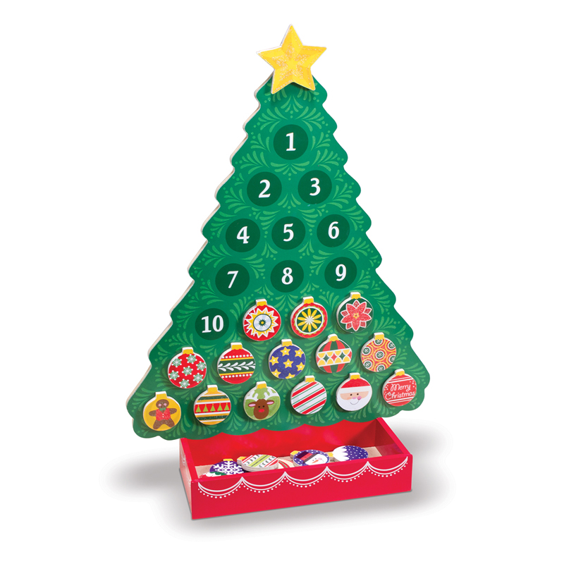 Tumble Tots Countdown to Christmas Advent Calendar