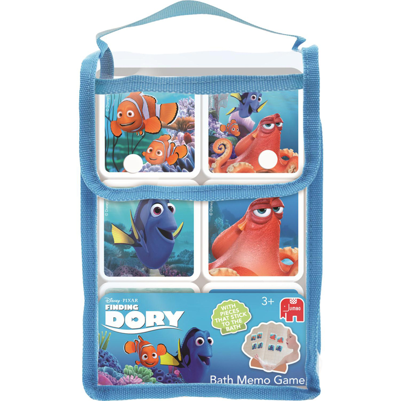 Finding Dory Bath Memo Game