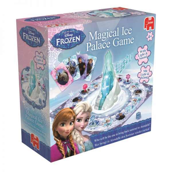 Disney Frozen Magical Ice Palace Board Game Tumble Tots
