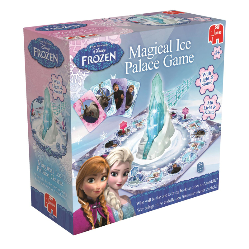Disney Frozen Magical Ice Palace Board Game