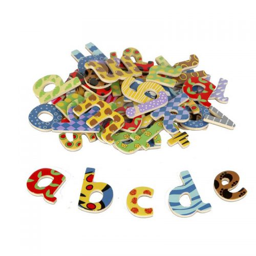 Lowercase Magnetic Letters 800
