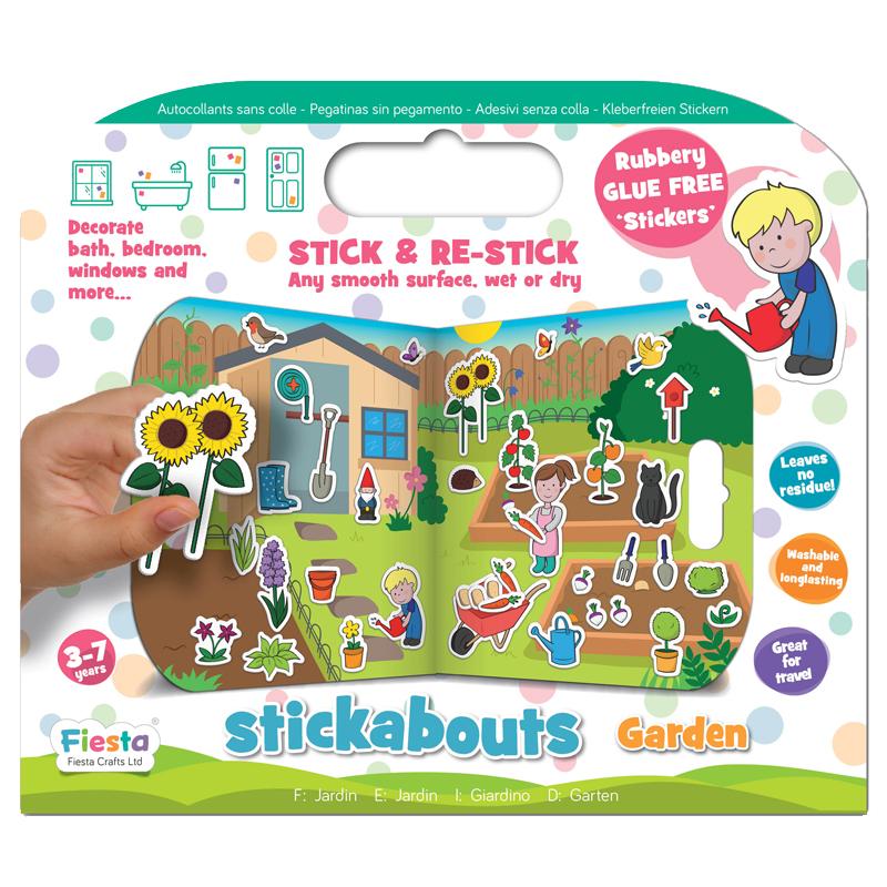 Tumble Tots Stickabouts Garden