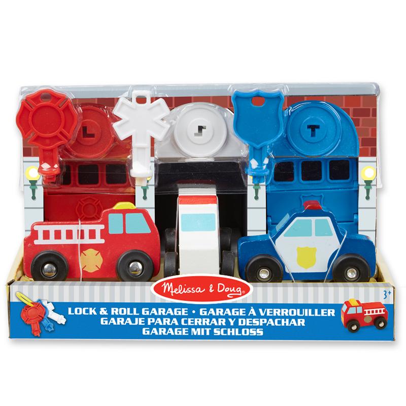 Tumble Tots Lock & Roll Rescue Garage