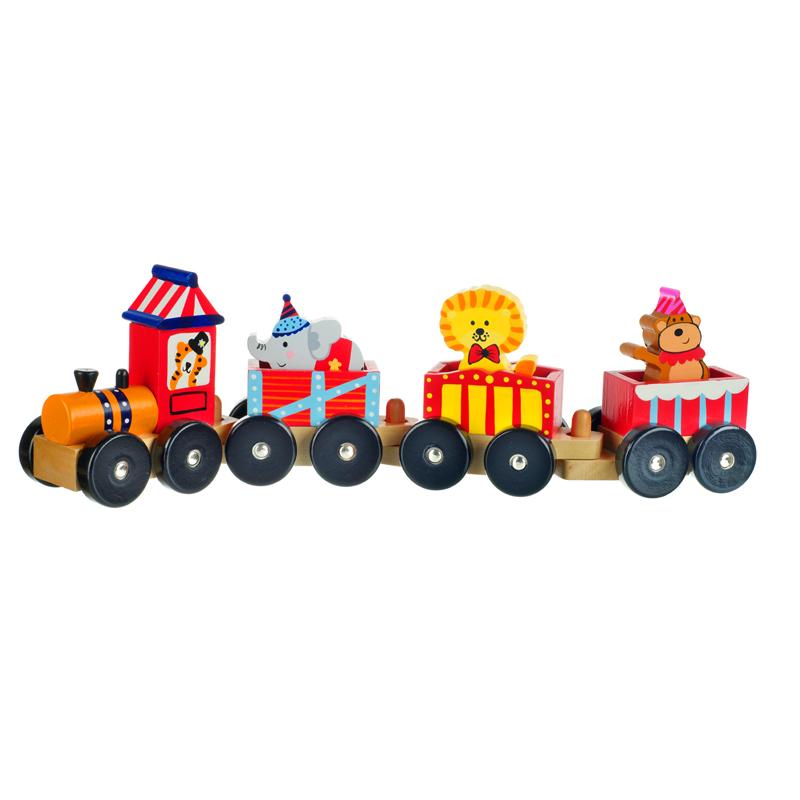 Circus Animal Train