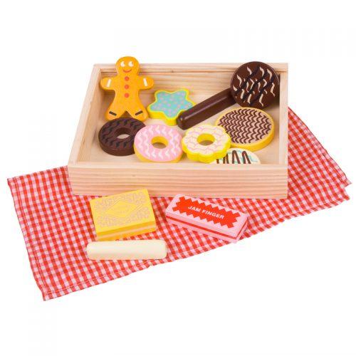 Box of Twelve Biscuits