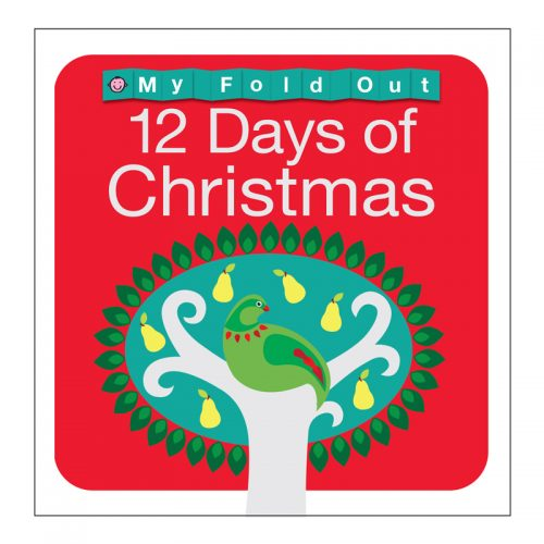 My Fold Out Floor Book 12 Days of Christmas