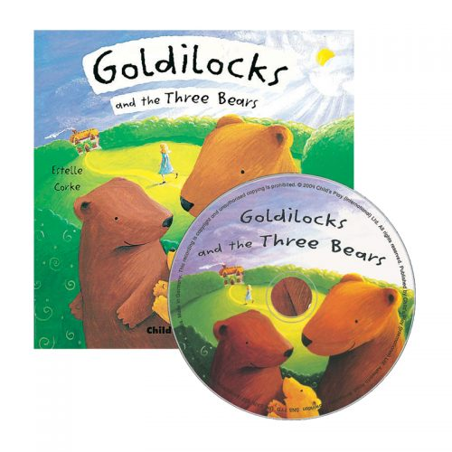 Goldilocks and the Three Bears - Book & CD