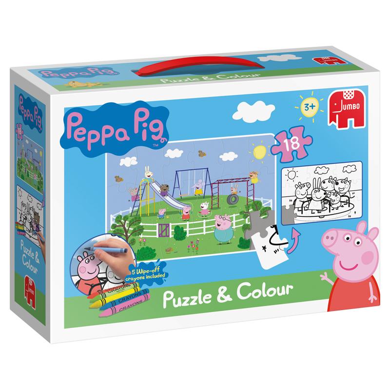 Peppa Pig Kitchen Set Smyths
