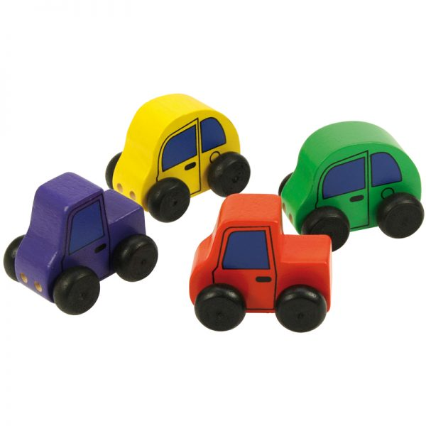 Play Cars - Set of 4
