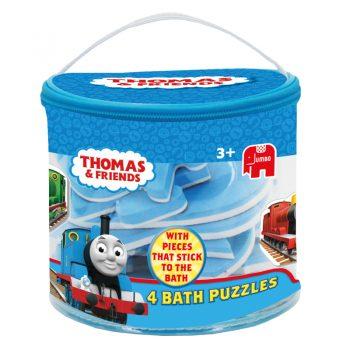 Thomas & Friends 4 Bath Puzzles