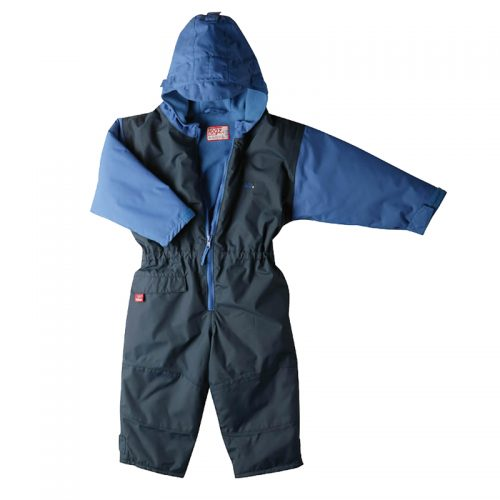Togz Fleece Lined All In One - Royal/Navy