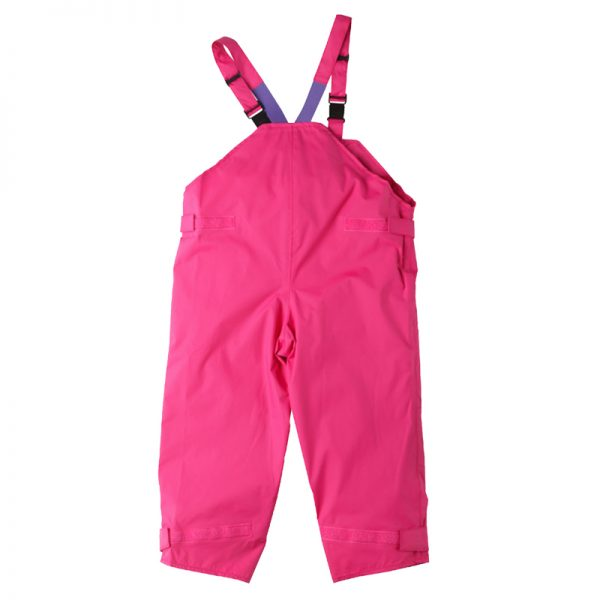 Togs Dungaree Raspberry