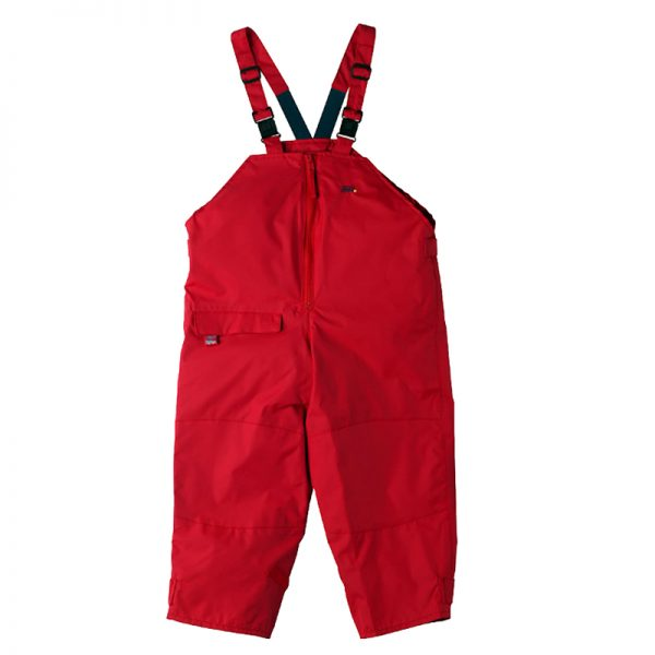Dungaree Red