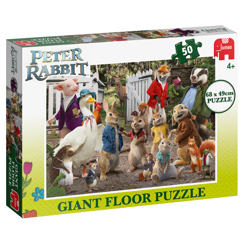 Peter Rabbit Giant Floor Puzzle