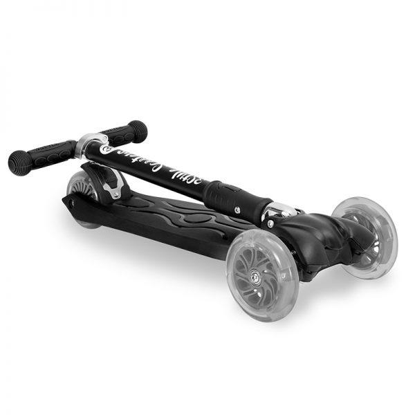 Kids 3 Wheel Kick Scooter RGS-2 Black