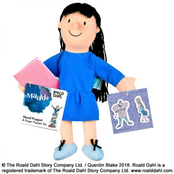 Matilda Hand Puppet